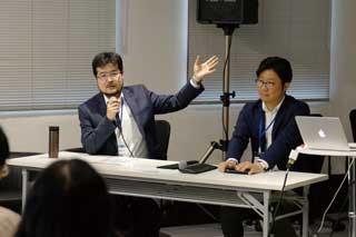 DRs, Takasati and Morimoto