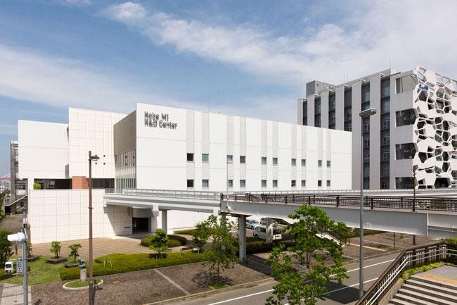 MI building